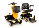 Monarch Mobility Set to Launch 2-in-1 Mobility Scooter and Powerchair Combo