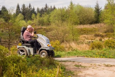 The Best Mobility Scooters for Campers and RVs